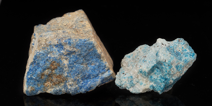 Lapis Lazuli Baffin Island
